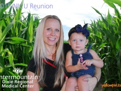 2015 NICU Reunion Photobooth by yellowpix.com in  Washington City Utah
