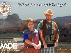 2015 Days of 47 Dixie Photo Family St George Utah