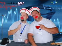 Riverton_IHC_Health_Fair