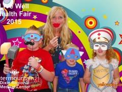 2015 DRMC Health Fair Photos
