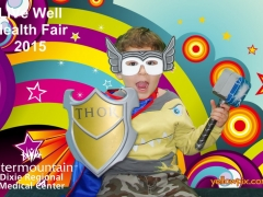 2015 DRMC Health Fair Fun Photobooth by yellowpix.com