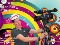 2015 DRMC Health Fair Media Photos by yellowpix.com