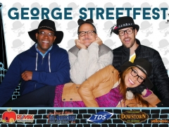 2015 George Festiva Street l Photobooth by yellowpix.com