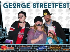 2015 George Festival Famly Photobooth by yellowpix.com
