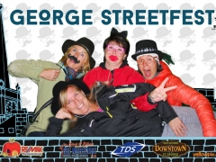 2015 George Festival Photo booth by yellowpix.com down town st george uath