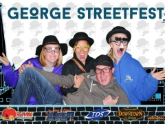 2015 George Festival St George Downtown Photobooth yellowpix.com