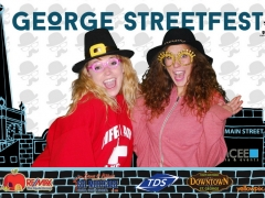 2015 George Festival St George Photo booth photo by yellowpix.com