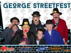 2015 George Festival Thanksgiving Photobooth photo by yellowpix.com