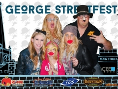 2015 George Festival downtown st george uath Photo booth yellowpix.com