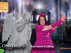 2014 Convergys Comic Con PhotoDr Who Ghost