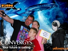 Convergys Comic Con Salt Lake City