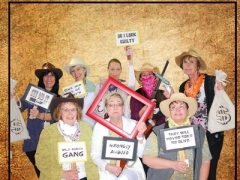 IHC Wanted Poster Group Photos