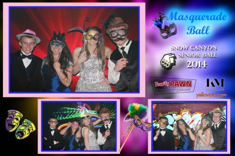 Masqueade Ball Snow Canyon Senior Ball